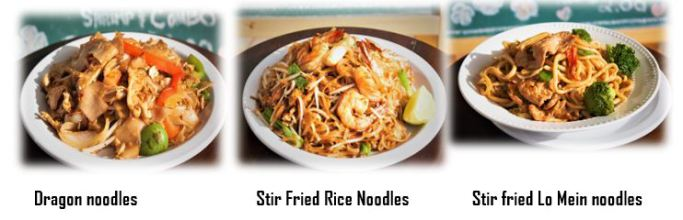 Stir Fried Noodle